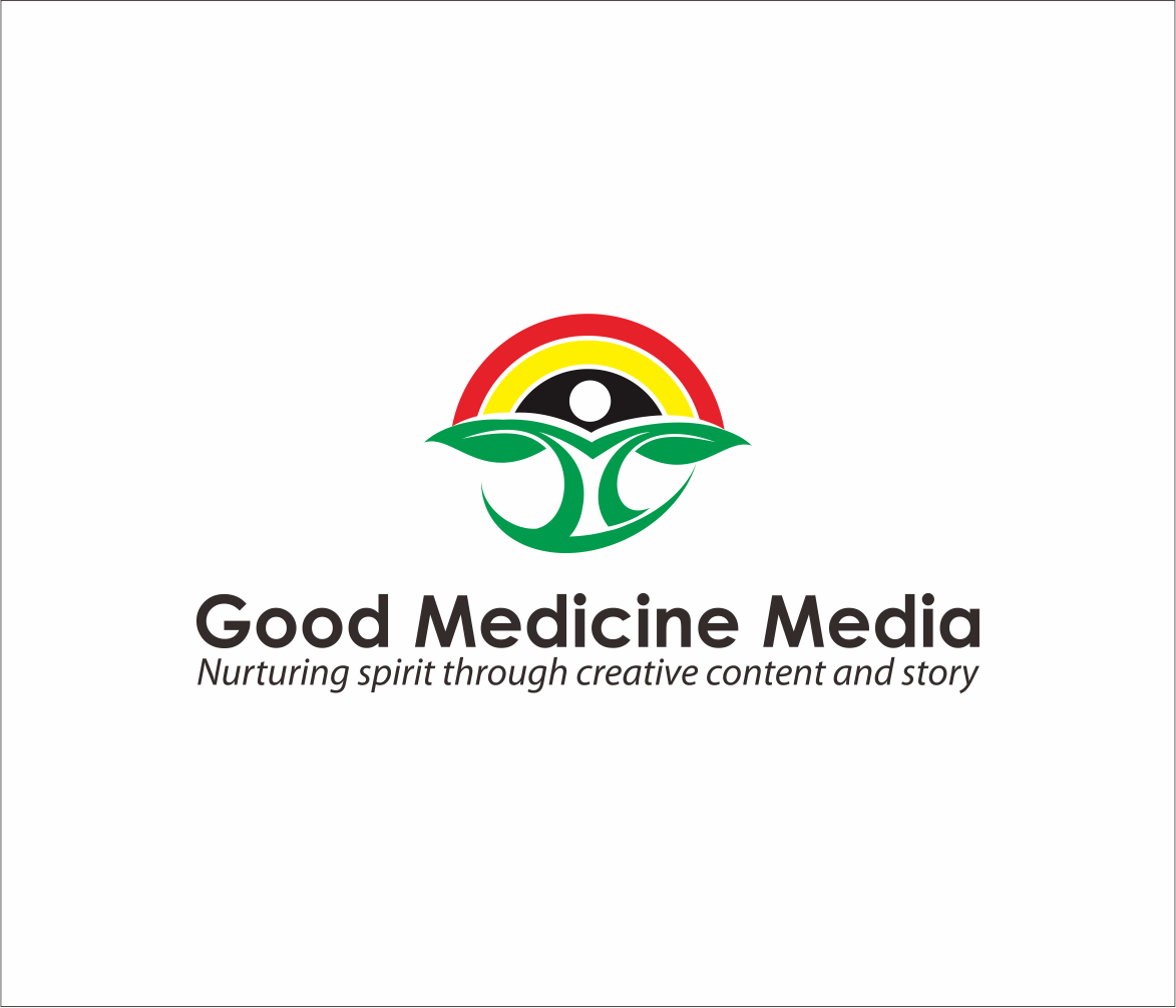 Logo Design by Armada Jamaluddin - Entry No. 112 in the Logo Design Contest Good Medicine Media Logo Design.