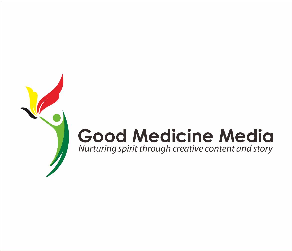 Logo Design by Armada Jamaluddin - Entry No. 113 in the Logo Design Contest Good Medicine Media Logo Design.