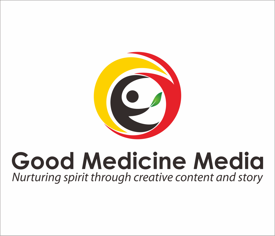 Logo Design by Armada Jamaluddin - Entry No. 116 in the Logo Design Contest Good Medicine Media Logo Design.