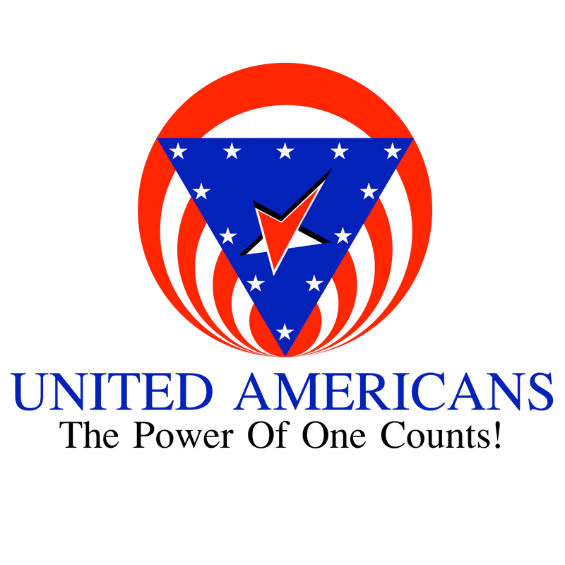 Logo Design by Robert Turla - Entry No. 36 in the Logo Design Contest Creative Logo Design for United Americans.