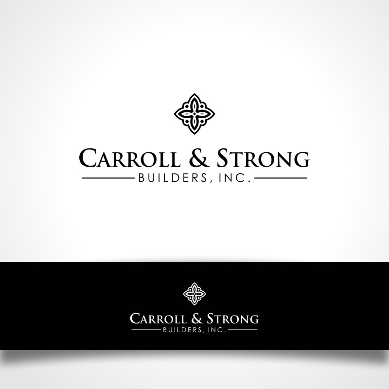 Logo Design by Private User - Entry No. 29 in the Logo Design Contest New Logo Design for Carroll & Strong Builders, Inc..