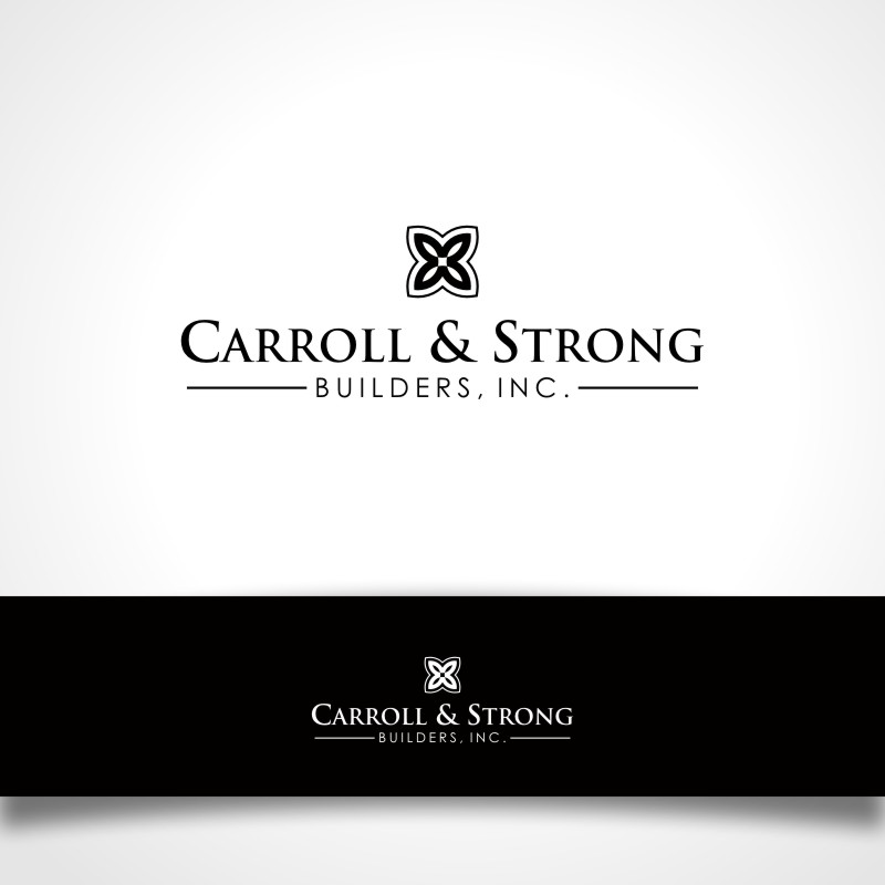 Logo Design by Private User - Entry No. 31 in the Logo Design Contest New Logo Design for Carroll & Strong Builders, Inc..