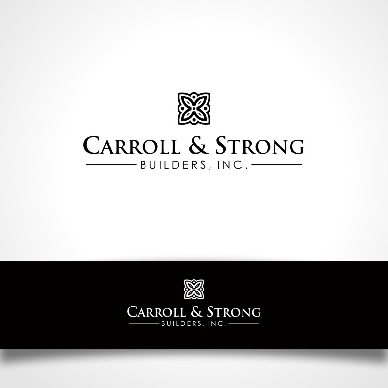 Logo Design by Private User - Entry No. 32 in the Logo Design Contest New Logo Design for Carroll & Strong Builders, Inc..