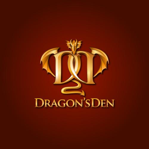 Logo Design by SilverEagle - Entry No. 26 in the Logo Design Contest The Dragons' Den needs a new logo.