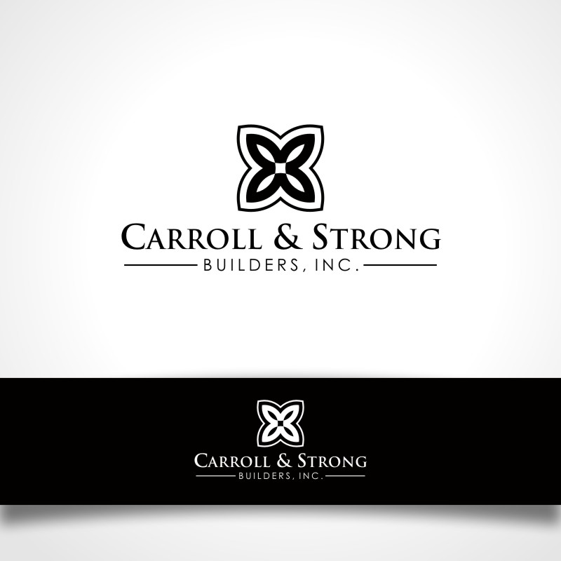 Logo Design by Private User - Entry No. 33 in the Logo Design Contest New Logo Design for Carroll & Strong Builders, Inc..