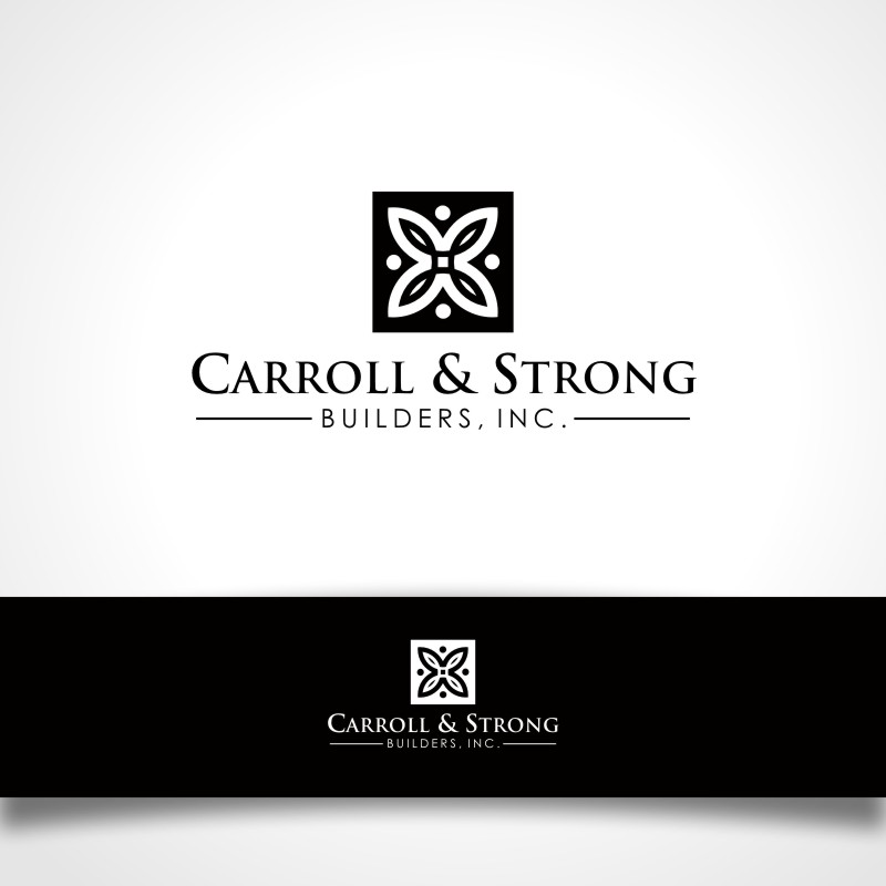 Logo Design by Private User - Entry No. 35 in the Logo Design Contest New Logo Design for Carroll & Strong Builders, Inc..