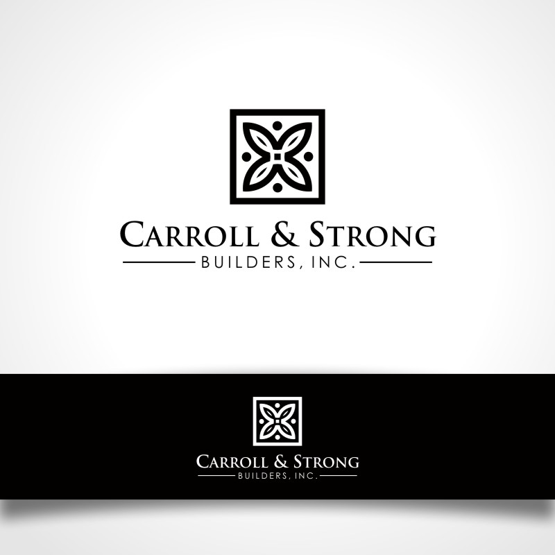 Logo Design by Private User - Entry No. 36 in the Logo Design Contest New Logo Design for Carroll & Strong Builders, Inc..