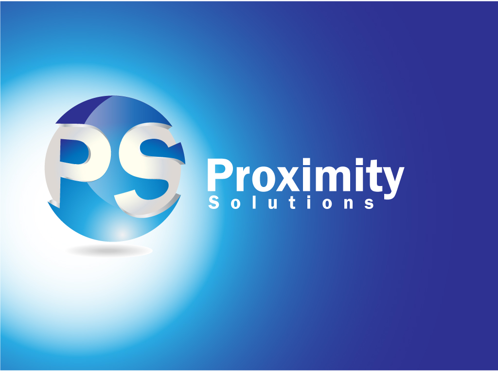 Logo Design by Jagdeep Singh - Entry No. 113 in the Logo Design Contest New Logo Design for Proximity Solutions.
