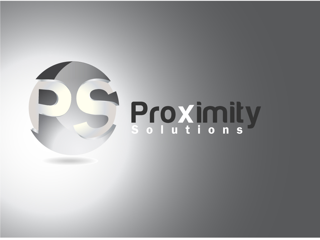 Logo Design by Jagdeep Singh - Entry No. 114 in the Logo Design Contest New Logo Design for Proximity Solutions.
