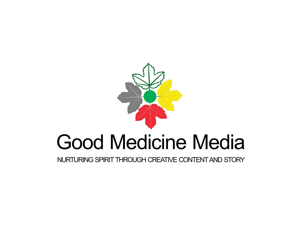 Logo Design by Prithinath - Entry No. 149 in the Logo Design Contest Good Medicine Media Logo Design.