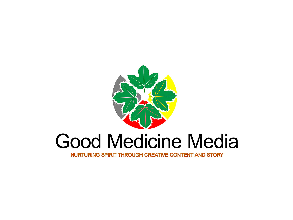 Logo Design by Prithinath - Entry No. 151 in the Logo Design Contest Good Medicine Media Logo Design.