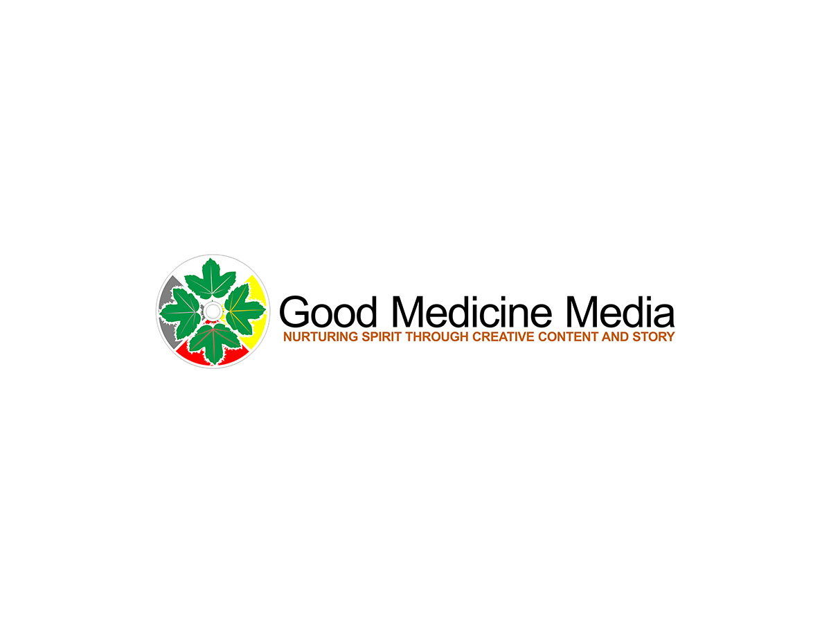 Logo Design by Prithinath - Entry No. 152 in the Logo Design Contest Good Medicine Media Logo Design.