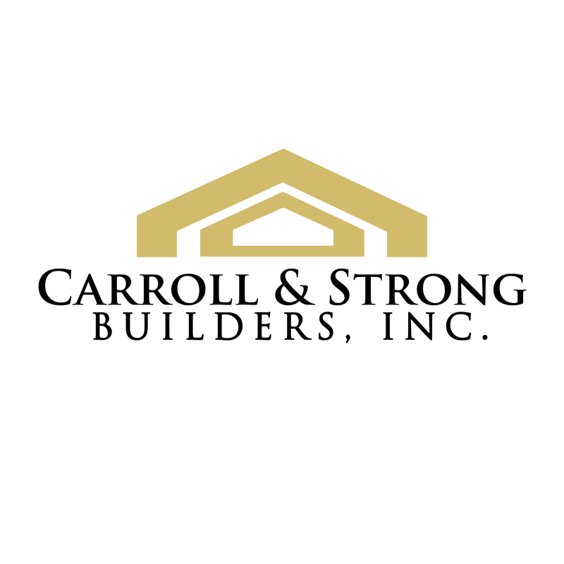 Logo Design by Private User - Entry No. 39 in the Logo Design Contest New Logo Design for Carroll & Strong Builders, Inc..