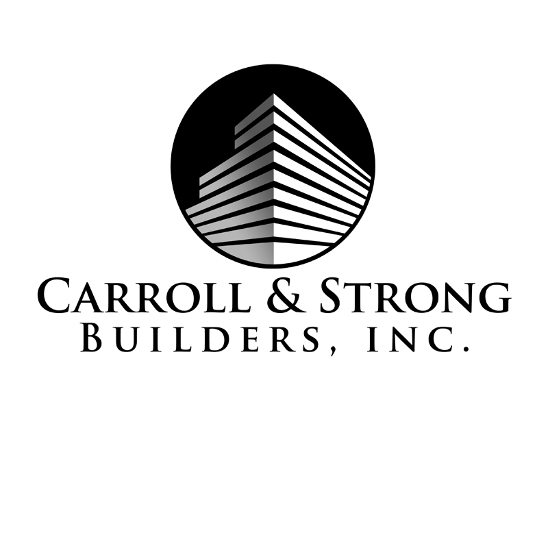 Logo Design by Private User - Entry No. 41 in the Logo Design Contest New Logo Design for Carroll & Strong Builders, Inc..