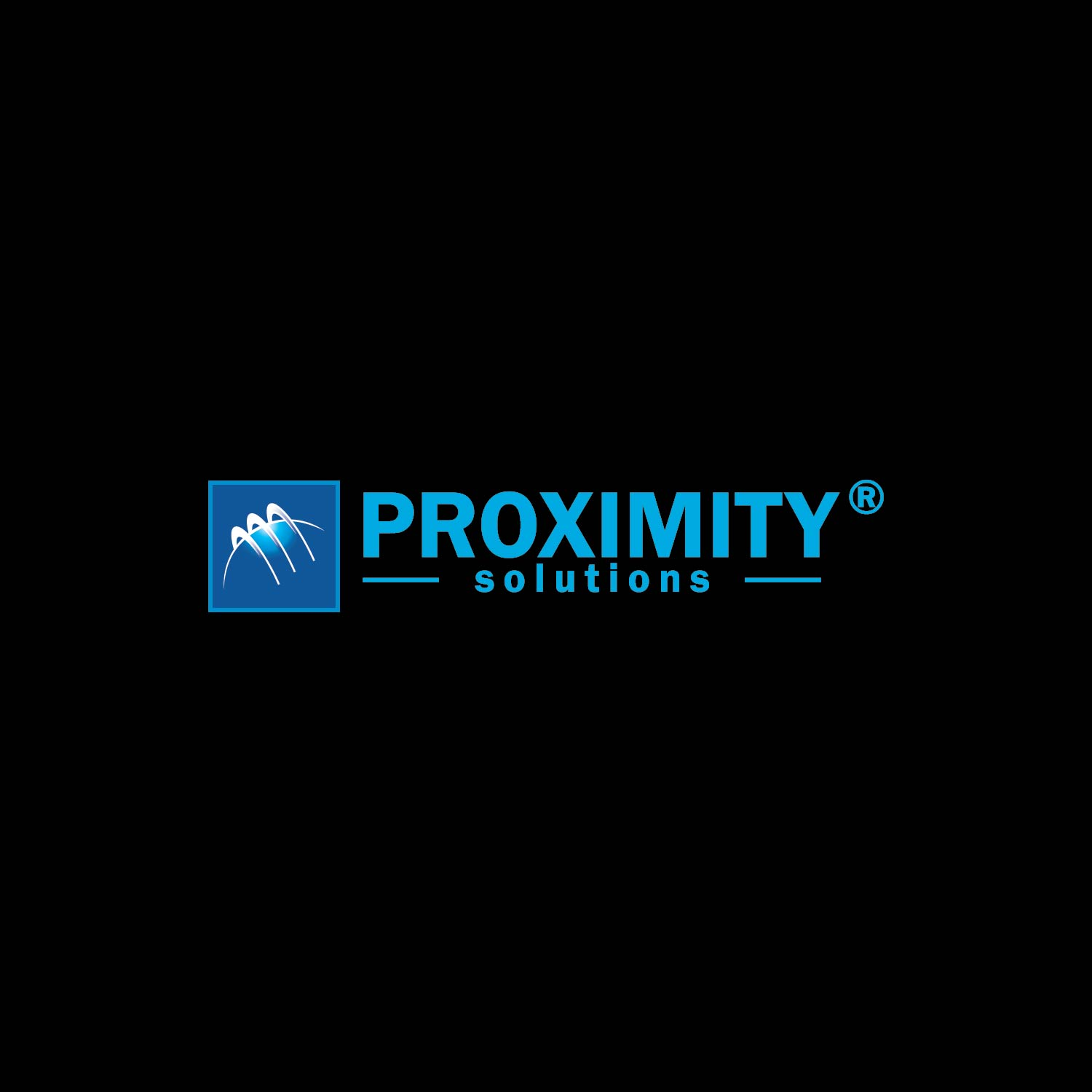 Logo Design by lagalag - Entry No. 115 in the Logo Design Contest New Logo Design for Proximity Solutions.