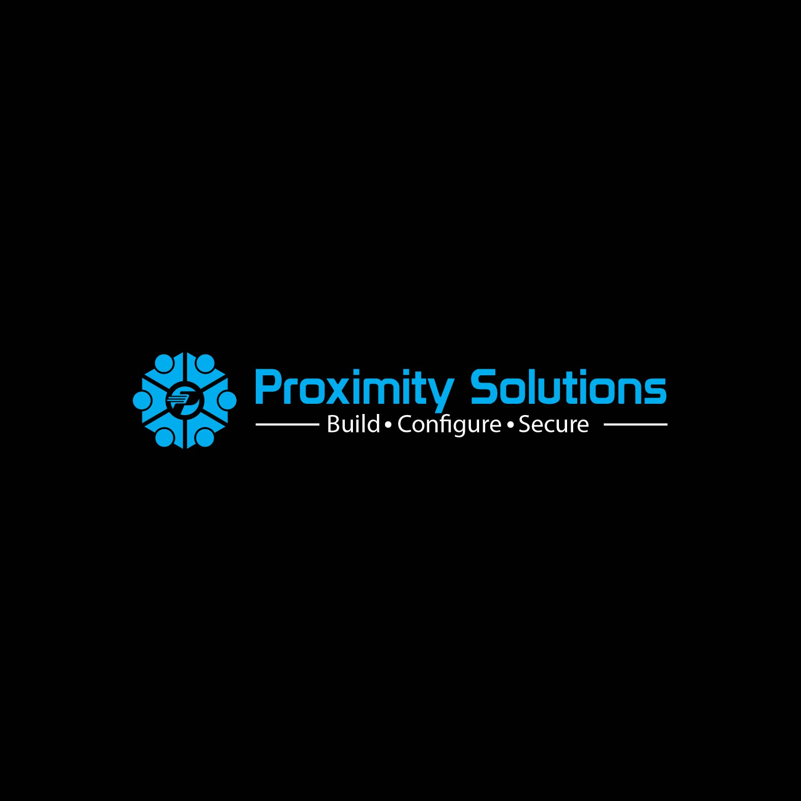 Logo Design by lagalag - Entry No. 116 in the Logo Design Contest New Logo Design for Proximity Solutions.