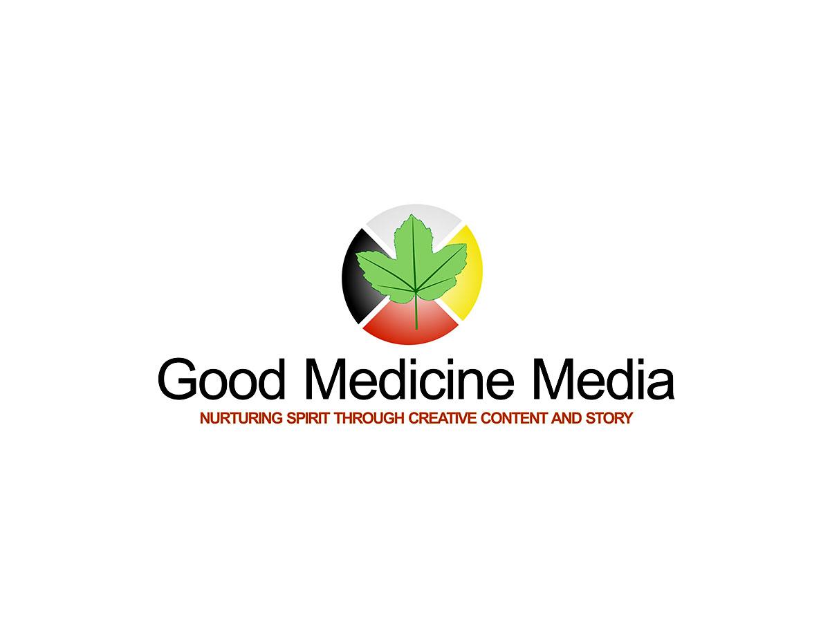 Logo Design by Prithinath - Entry No. 159 in the Logo Design Contest Good Medicine Media Logo Design.