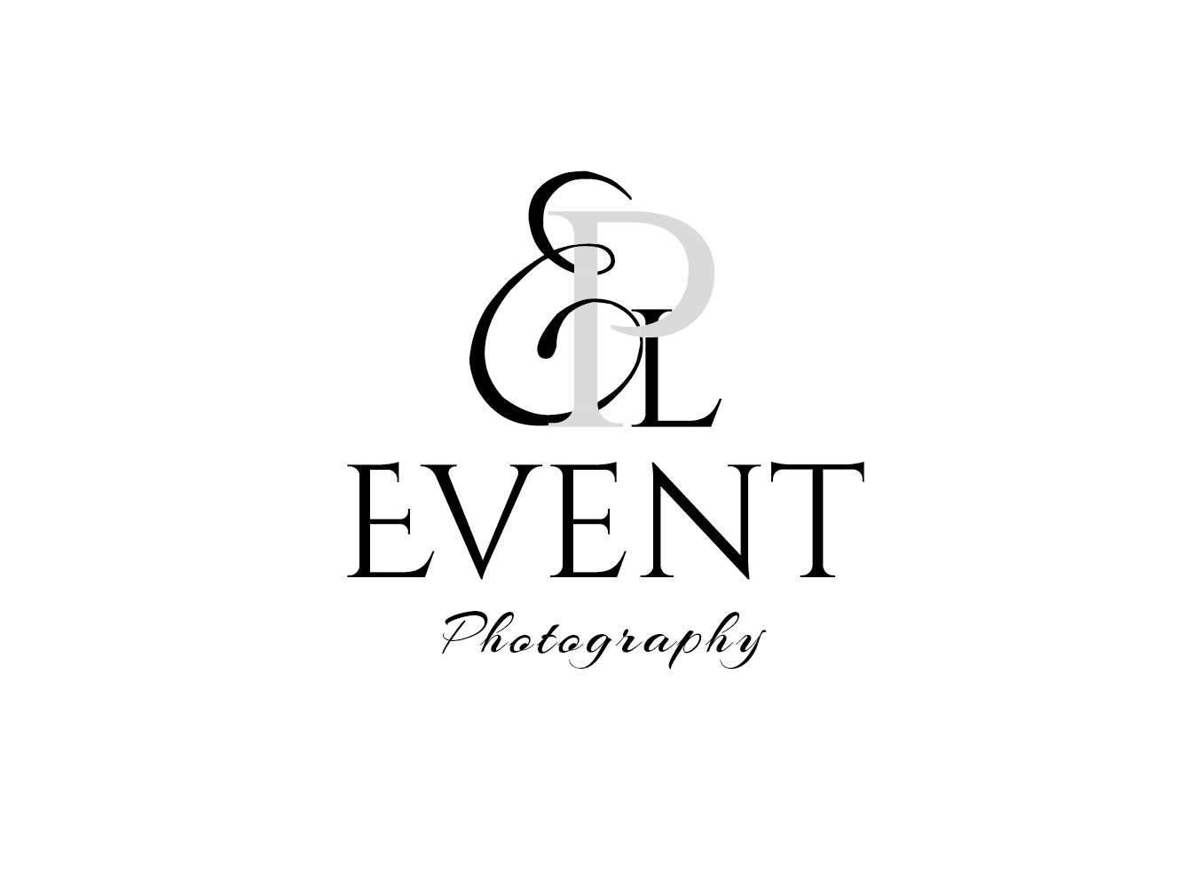 Logo Design by VENTSISLAV KOVACHEV - Entry No. 1 in the Logo Design Contest New Logo Design for EPL Event Photography.