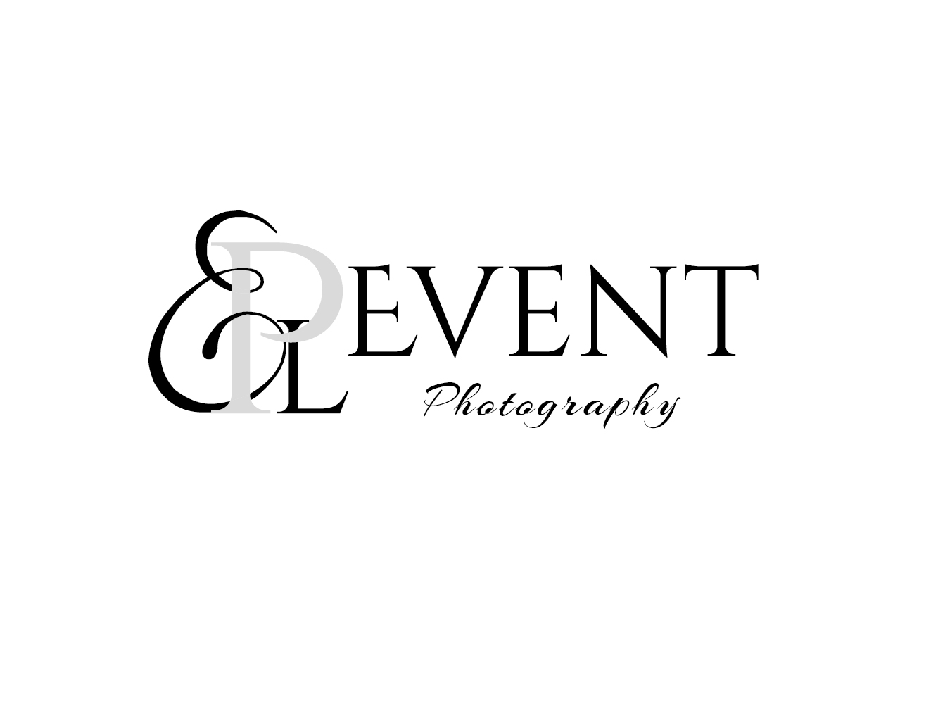 Logo Design by VENTSISLAV KOVACHEV - Entry No. 2 in the Logo Design Contest New Logo Design for EPL Event Photography.