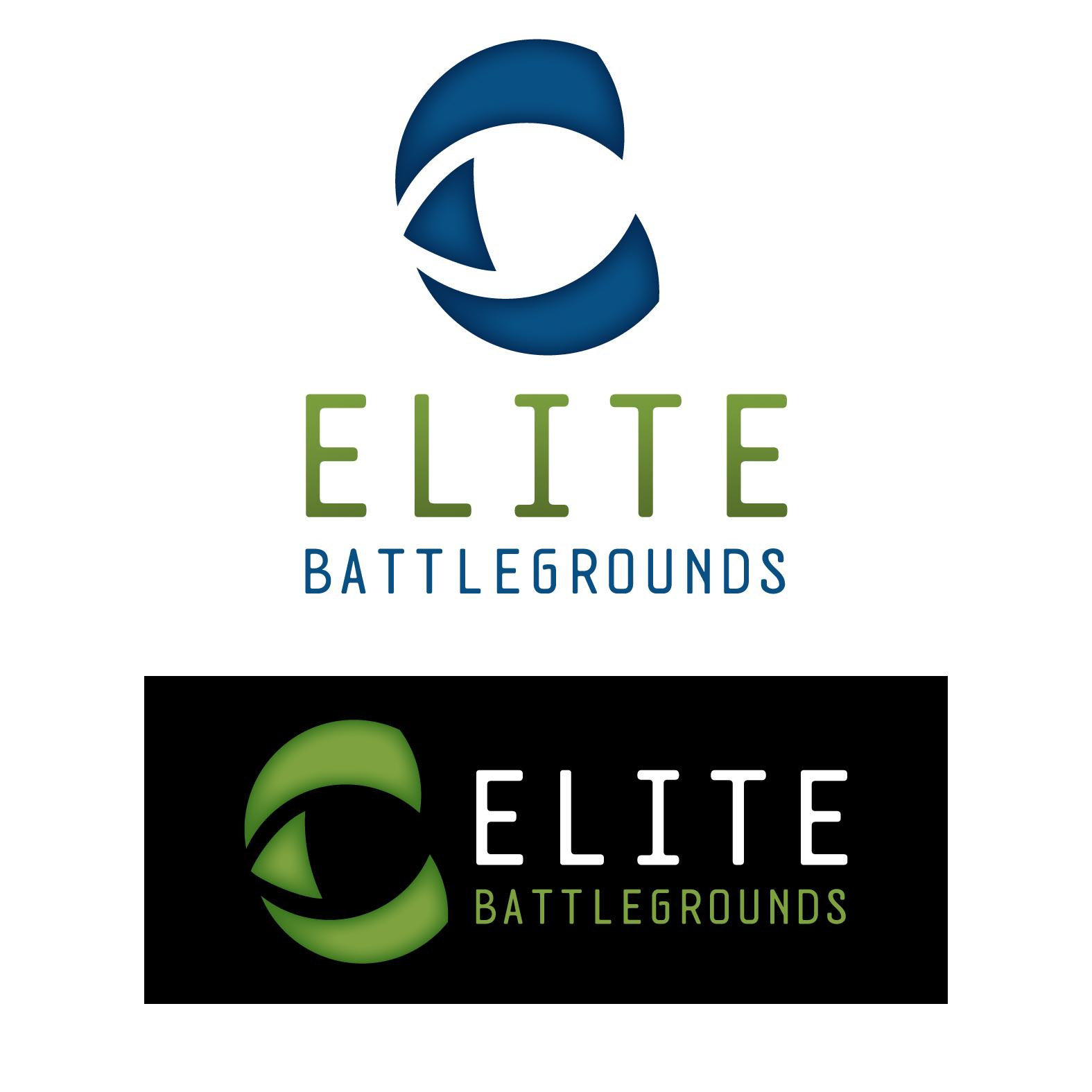 Logo Design by Sean Larkin - Entry No. 62 in the Logo Design Contest Creative Logo Design for Elite Battlegrounds.
