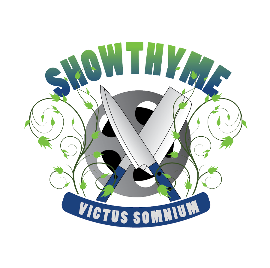 Logo Design by Christina Evans - Entry No. 17 in the Logo Design Contest Showthyme Catering Logo Design.