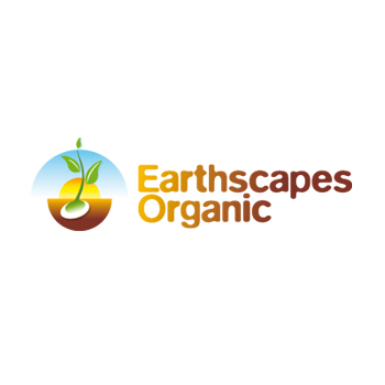 Logo Design by DINOO45 - Entry No. 42 in the Logo Design Contest Earthscapes Organic.