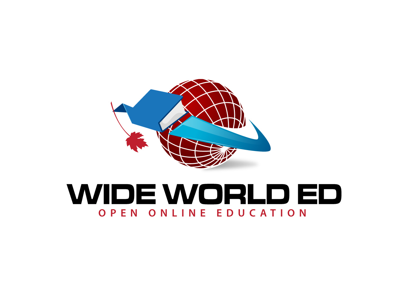 Logo Design by jpbituin - Entry No. 29 in the Logo Design Contest New Logo Design for Wide World Ed.