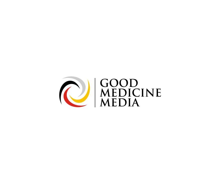 Logo Design by untung - Entry No. 168 in the Logo Design Contest Good Medicine Media Logo Design.