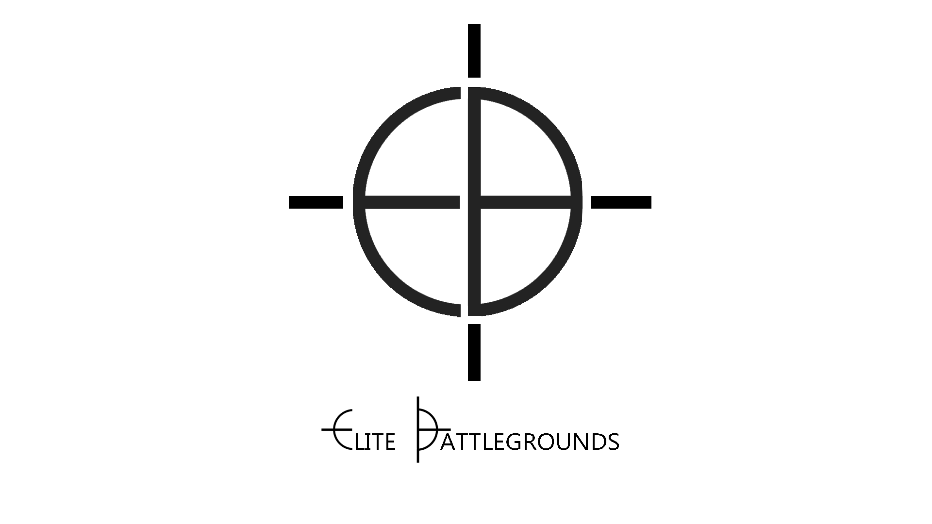 Logo Design by Sam Hedrén - Entry No. 64 in the Logo Design Contest Creative Logo Design for Elite Battlegrounds.