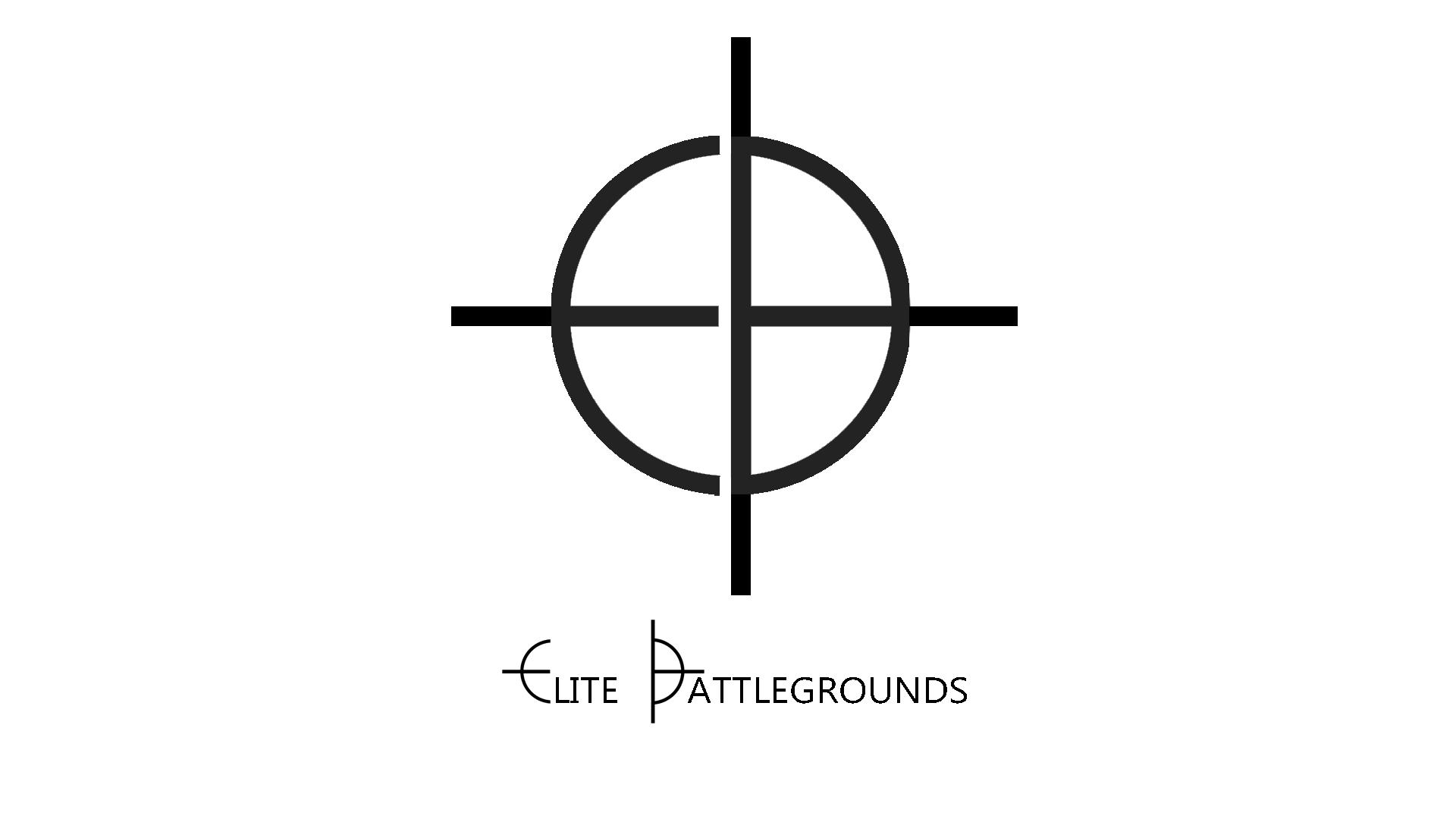 Logo Design by Sam Hedrén - Entry No. 65 in the Logo Design Contest Creative Logo Design for Elite Battlegrounds.