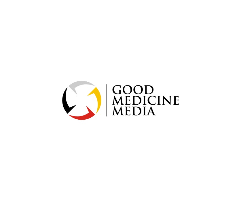 Logo Design by untung - Entry No. 181 in the Logo Design Contest Good Medicine Media Logo Design.