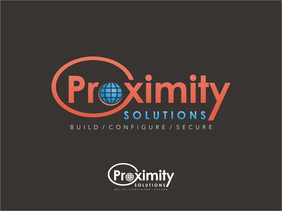 Logo Design by RED HORSE design studio - Entry No. 119 in the Logo Design Contest New Logo Design for Proximity Solutions.
