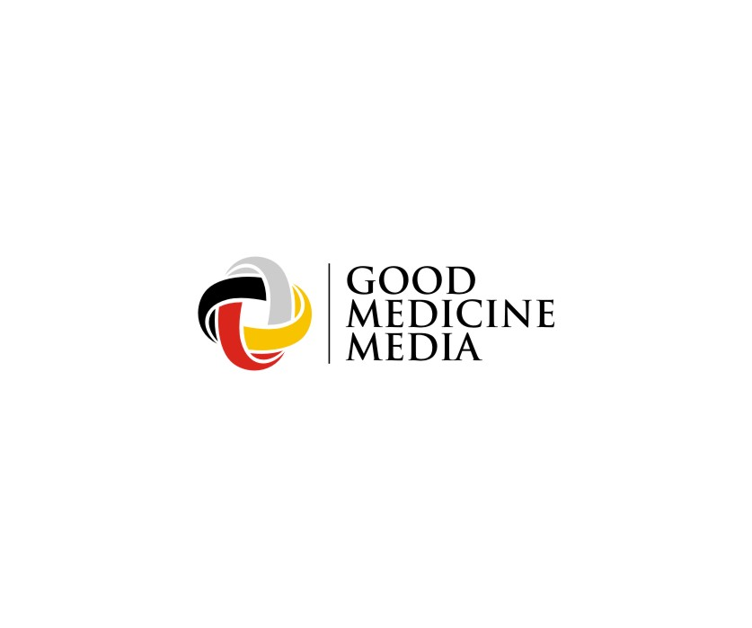 Logo Design by untung - Entry No. 183 in the Logo Design Contest Good Medicine Media Logo Design.