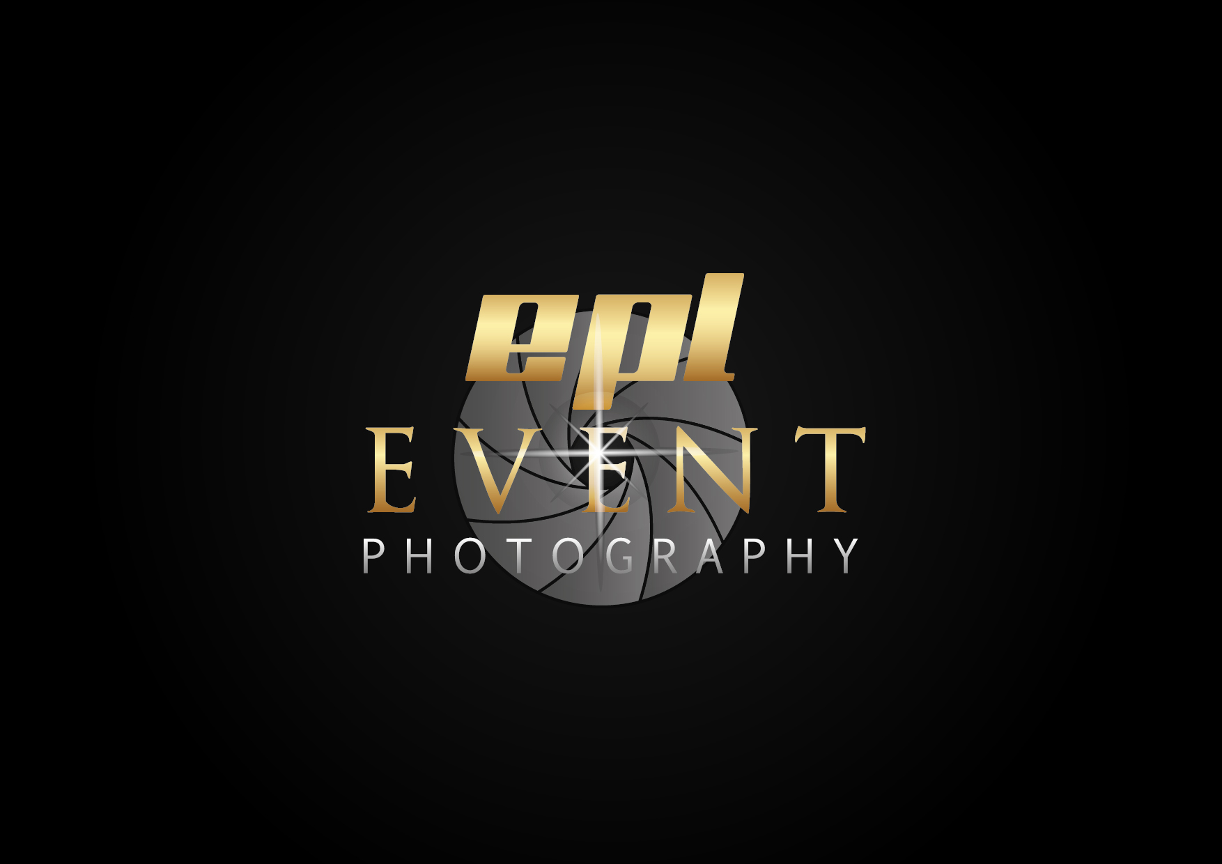 Logo Design by VENTSISLAV KOVACHEV - Entry No. 6 in the Logo Design Contest New Logo Design for EPL Event Photography.