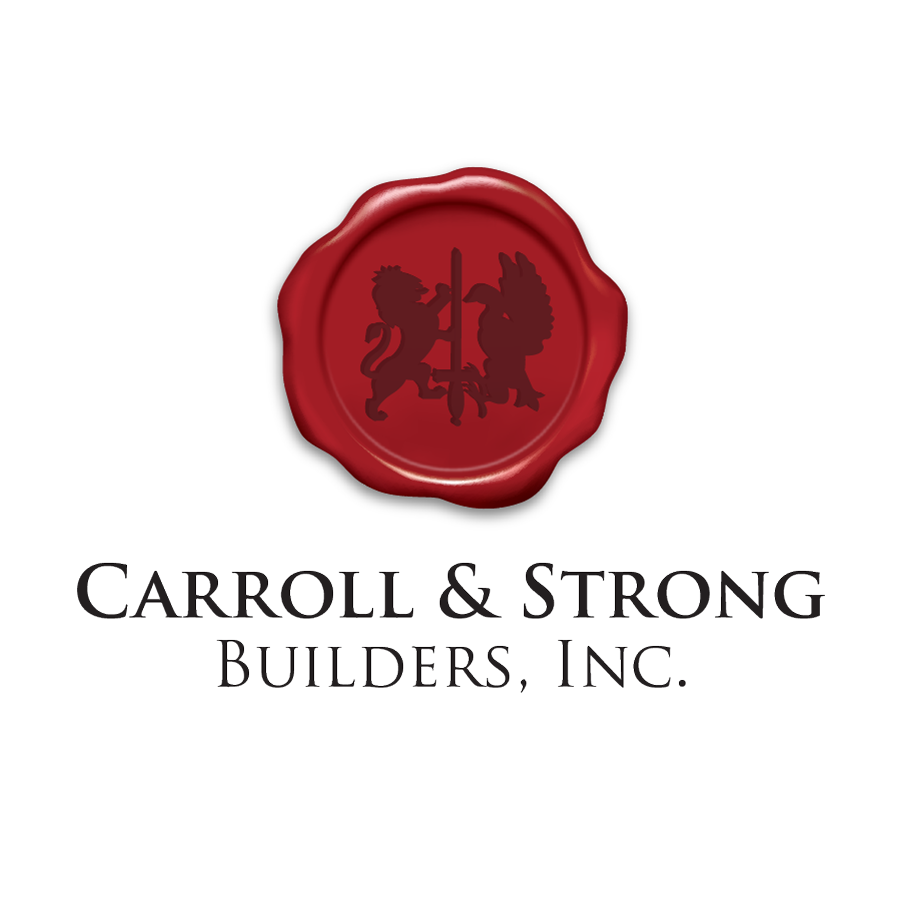 Logo Design by Christina Evans - Entry No. 49 in the Logo Design Contest New Logo Design for Carroll & Strong Builders, Inc..