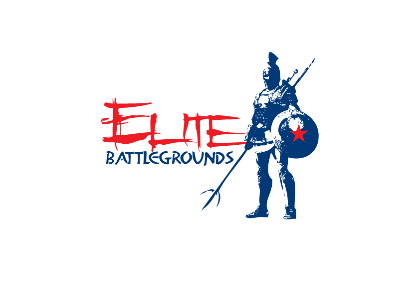 Logo Design by Severiano Fernandes - Entry No. 67 in the Logo Design Contest Creative Logo Design for Elite Battlegrounds.