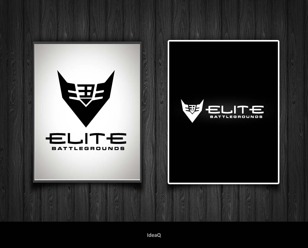 Logo Design by Private User - Entry No. 68 in the Logo Design Contest Creative Logo Design for Elite Battlegrounds.