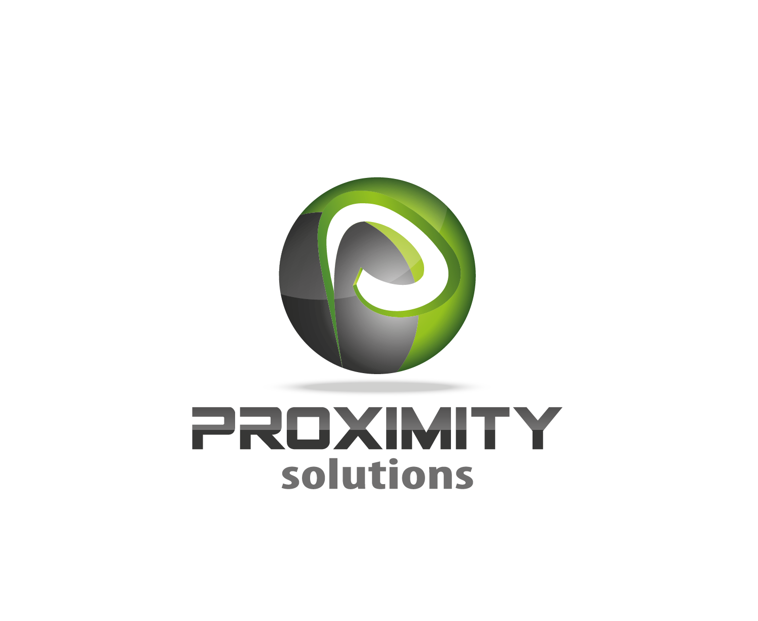 Logo Design by 354studio - Entry No. 120 in the Logo Design Contest New Logo Design for Proximity Solutions.