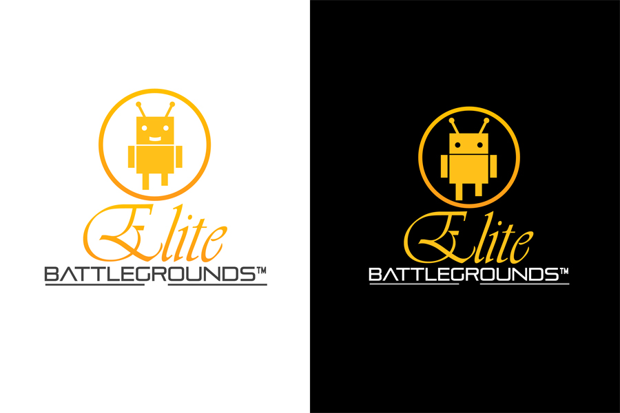 Logo Design by Private User - Entry No. 70 in the Logo Design Contest Creative Logo Design for Elite Battlegrounds.