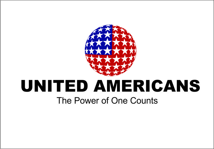 Logo Design by Agus Martoyo - Entry No. 63 in the Logo Design Contest Creative Logo Design for United Americans.