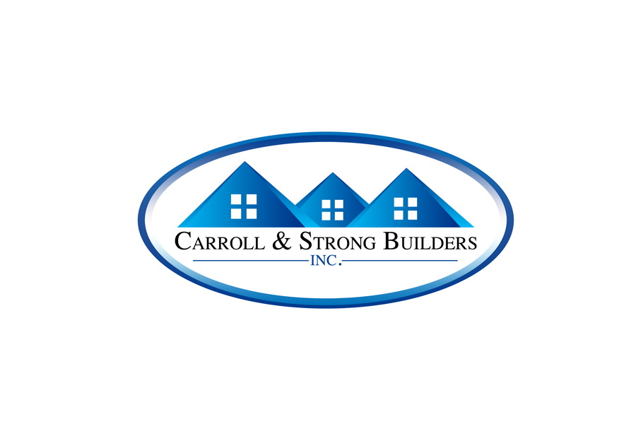 Logo Design by Private User - Entry No. 50 in the Logo Design Contest New Logo Design for Carroll & Strong Builders, Inc..