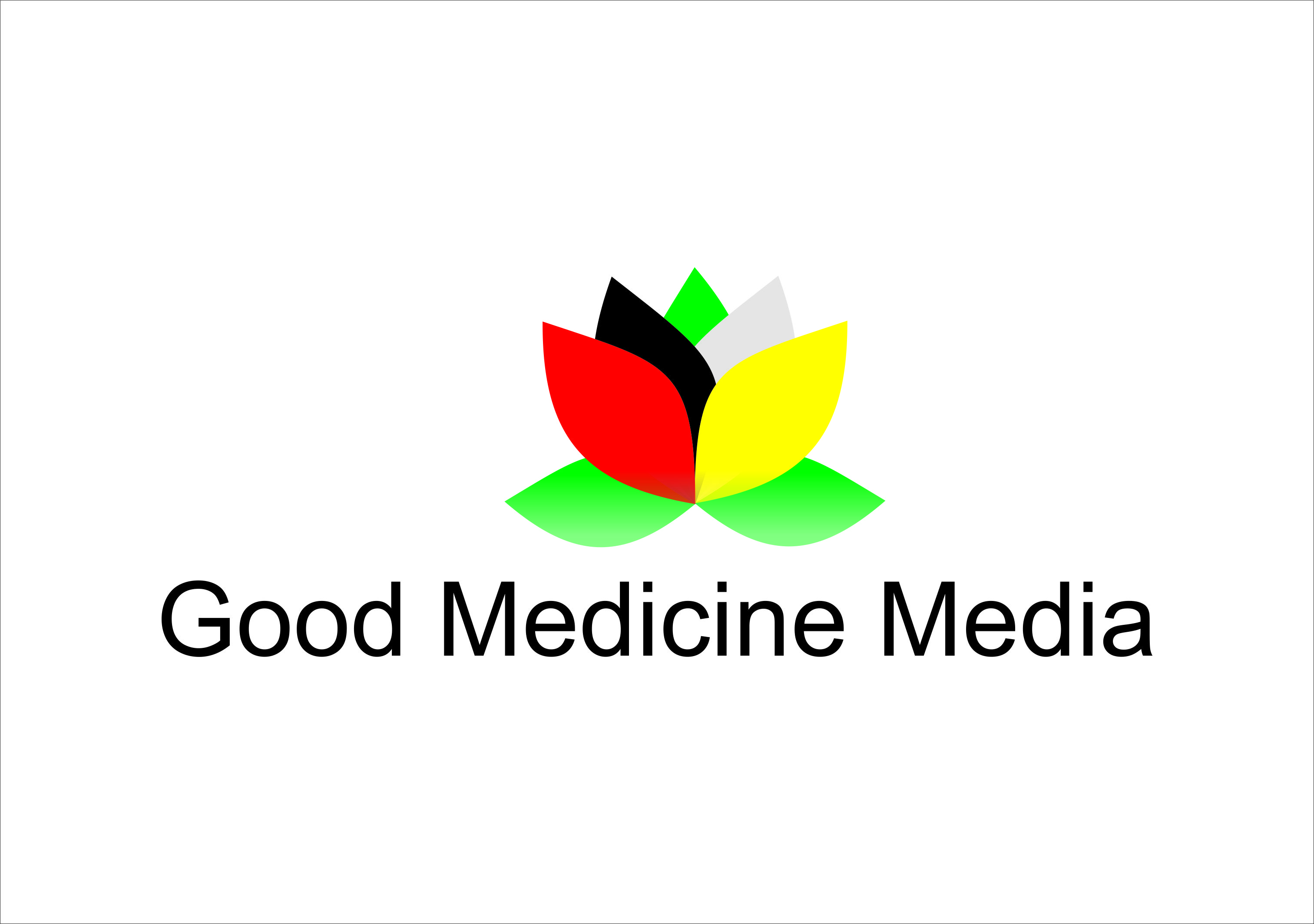 Logo Design by Agus Martoyo - Entry No. 199 in the Logo Design Contest Good Medicine Media Logo Design.