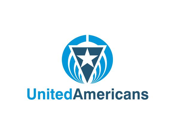 Logo Design by ronny - Entry No. 67 in the Logo Design Contest Creative Logo Design for United Americans.