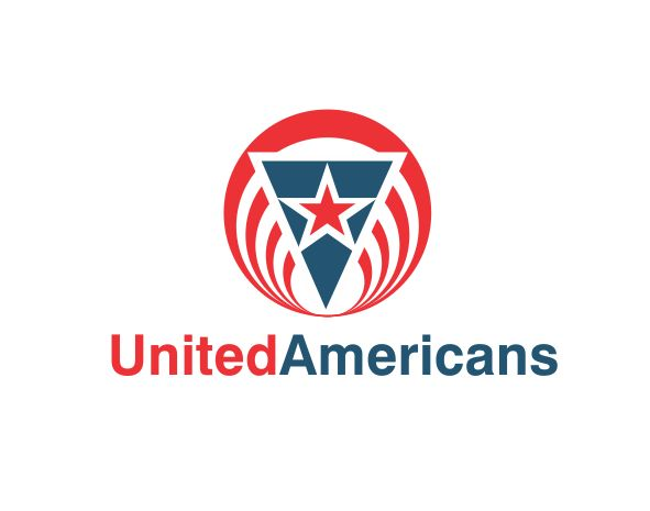 Logo Design by ronny - Entry No. 68 in the Logo Design Contest Creative Logo Design for United Americans.