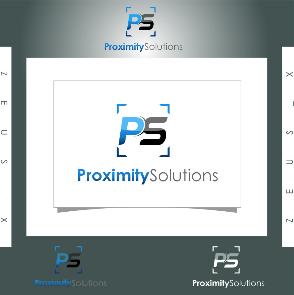 Logo Design by Ngepet_art - Entry No. 122 in the Logo Design Contest New Logo Design for Proximity Solutions.