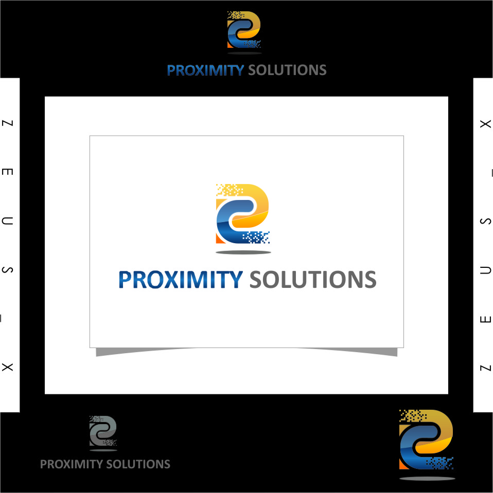 Logo Design by Ngepet_art - Entry No. 124 in the Logo Design Contest New Logo Design for Proximity Solutions.