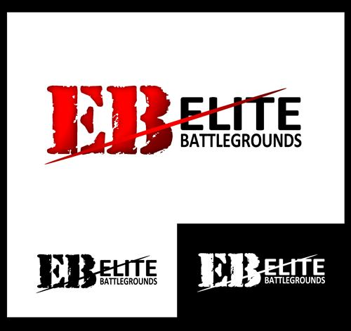 Logo Design by Respati Himawan - Entry No. 76 in the Logo Design Contest Creative Logo Design for Elite Battlegrounds.