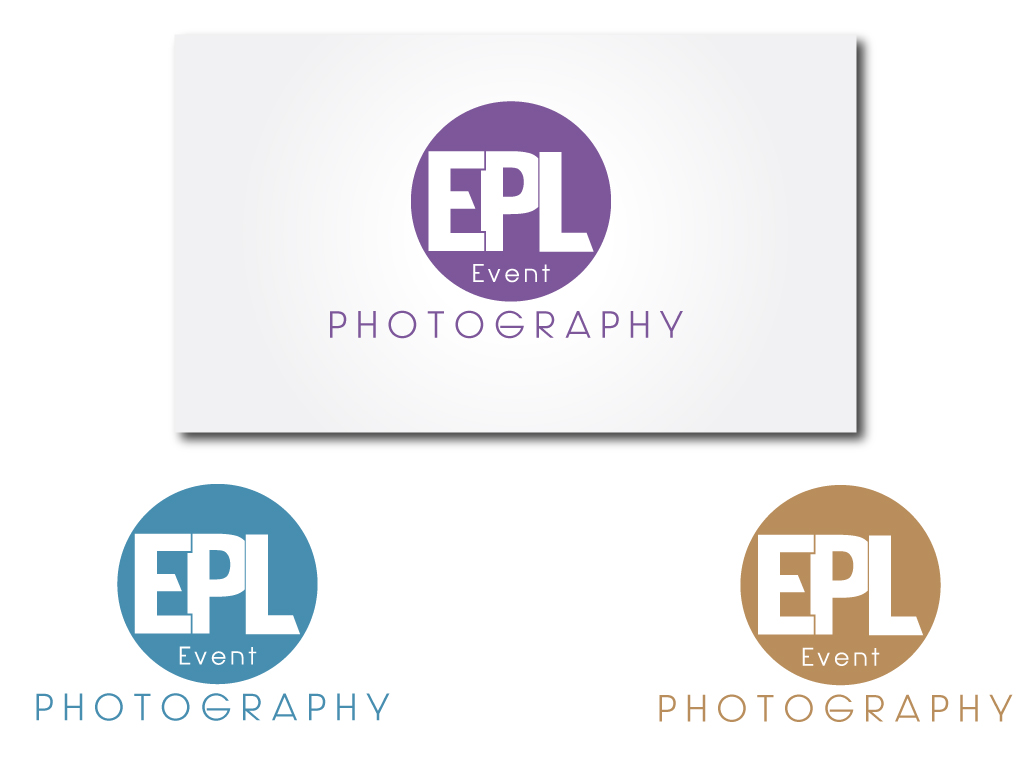 Logo Design by Jagdeep Singh - Entry No. 15 in the Logo Design Contest New Logo Design for EPL Event Photography.