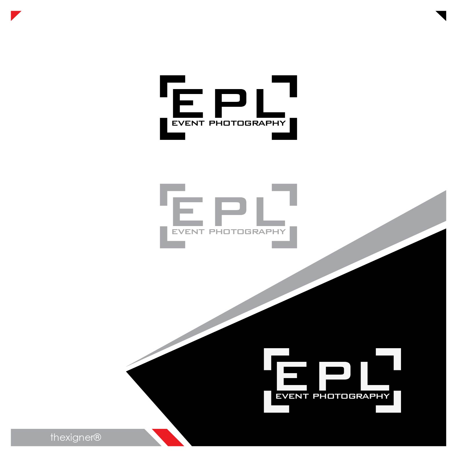 Logo Design by lagalag - Entry No. 16 in the Logo Design Contest New Logo Design for EPL Event Photography.