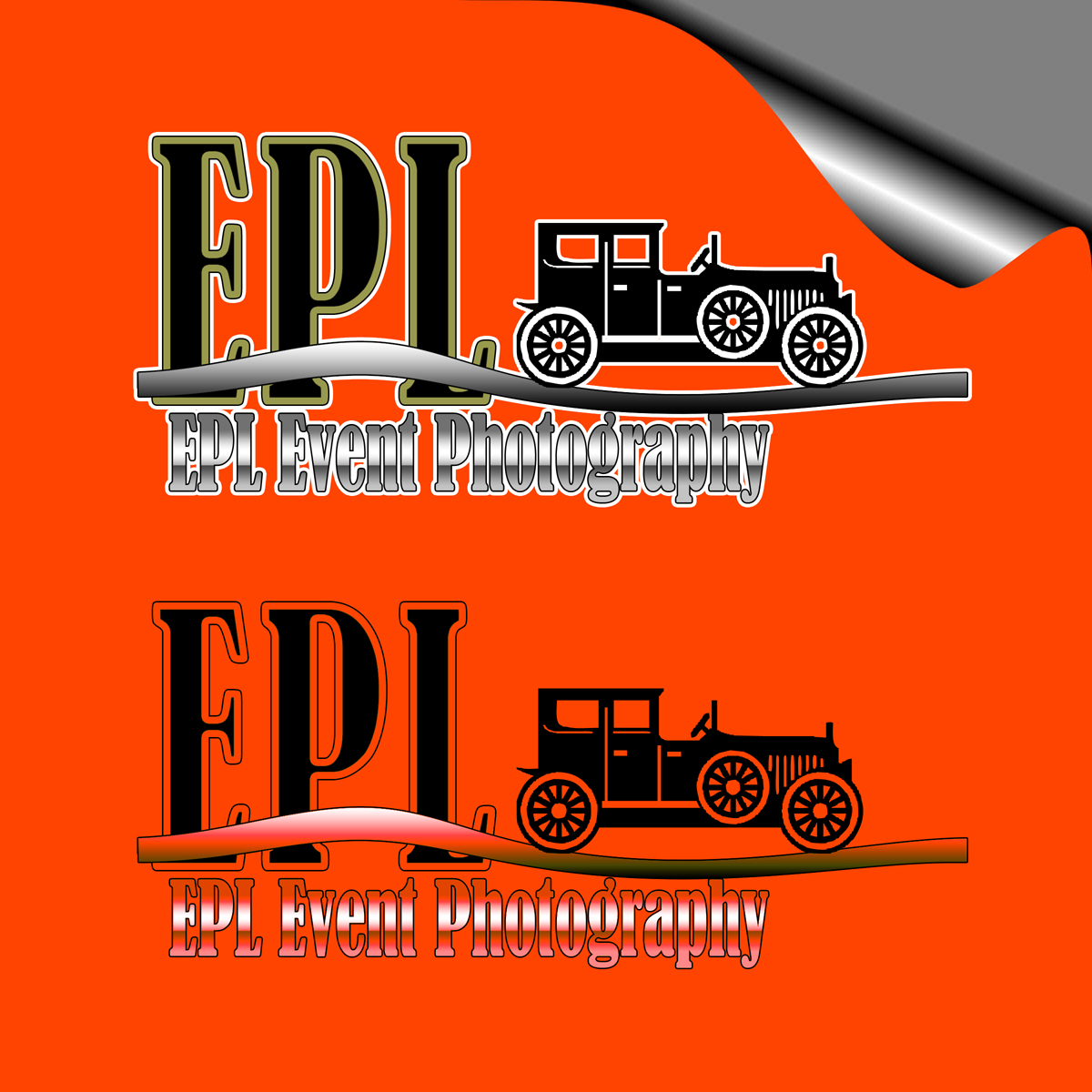 Logo Design by MITUCA ANDREI - Entry No. 19 in the Logo Design Contest New Logo Design for EPL Event Photography.